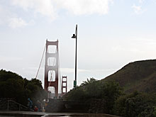 San Francisco\'s Golden Gate Bridge