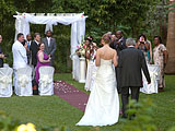 A wedding at Almond Casuarina Beach Resort in Barbados