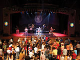 Grand Ole Opyry Wildhorse Saloon concert