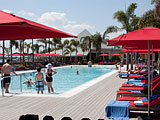 Club Med Sandpiper Bay, Port St. Lucie, Florida, USA.