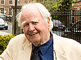 Malachy McCourt, Author, Humorist, Actor and Wild Irishman