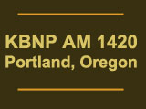 KBNP AM 1420 Radio in Portland, Oregon