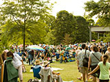 Tanglewood, Summer Home of the Boston Symphony Orchestra (BSO) in Lenox, MA.