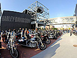 The Harley-Davidson Museum showcases the incredible stories of the people, culture and history of Harley-Davidson Motor Company. A virtual ride simulation, changing exhibits and a retail store