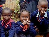 Baby Class Students, Neema Care Centre 2011