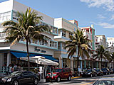 South Beach Miami Art Deco District