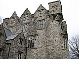 Donegal Castle in Donegal Ireland