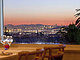 The Claremont Hotel Club and Spa in Berkeley, California, USA