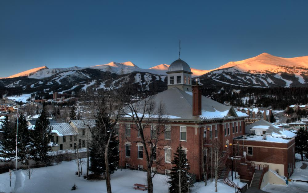 The town of Breckenridge offers unique dining, shopping and a colorful history.