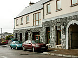 Cafe in Connemara Ireland