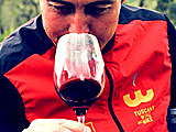 Carlo Travagli, Winemaker & Tour Guide, Owner of Tuscany Wine Bike Tours.