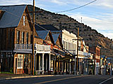 Virginia City's C Street is lined with unique shops, old-west saloons, historic hotels and delicious restaurants. Stroll the old wooden board sidewalks and step back in time.
