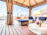 NYLO Dallas South Side Rooftop Cabana