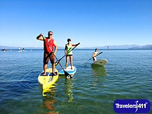 South Tahoe Stand Up Paddle