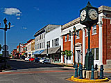 Cape Girardeau Missouri Historic Downtown
