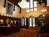 Reception at Kilronan Castle Estate and Spa, Ballyfarnon.