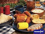 Dolly Parton's Dixie Stampede.  Dine on a savory four-course feast as you enjoy the most amazing entertainment and liveliest competition!