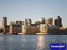 Battery Wharf Hotel, Boston Waterfront, Massachusetts, USA.