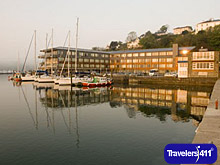 Trident Hotel, World\'s End, Kinsale, County Cork, Ireland.