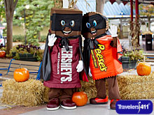 The Hotel Hershey Fall Festivities