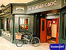 An Scanan Caoc at Galway Bay Hotel.