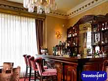 Glenlo Abbey Hotel\'s Palmer Bar