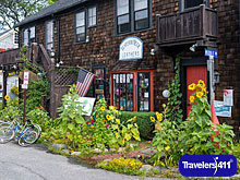 With one of the most picturesque harbors in the nation, Rockport town  in Massachusetts is the epitome of quaint, New England charm. Walk or bike anywhere!