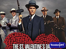The St. Valentine's Day Massacre 1967 - Mob Museum Summer Movie Series Movie Poster.