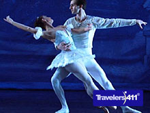 Albany Berkshire Ballet - The Snow Queen and her Prince.