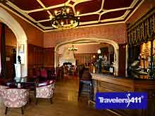 Knights Bar, Clontarf Castle Hotel, Dublin, Ireland.