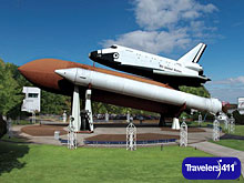 U.S. Space and Rocket Center Huntsville, Alabama.