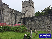 Muckross Abbey in the magical Killarney National Park.