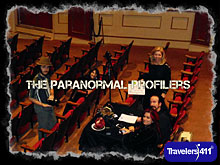 The Cast of The Paranormal Profilers