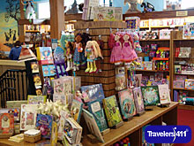 Northshire Bookstore in Manchester Vermont Children Section