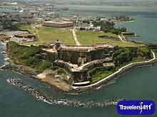 Fort San Felipe del Morro in Old San Juan