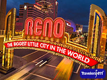 Reno.  The Biggest Little City in the World.