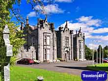 Belleek Castle, Ballina, County Mayo, Ireland