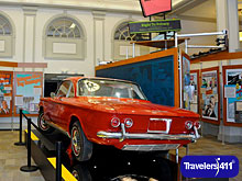 American Museum of Tort Law - Corvair Exhibit