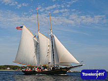 Thomas E. Lannon Schooner based out of Gloucester, Massachusets, USA.