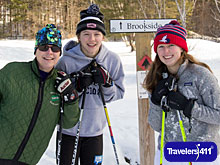 Family Fun Cross Country Skiing