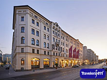 Hotel Kempinski in Munich Germany