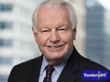 Image of Roger Dow, President and CEO, U.S. Travel Association