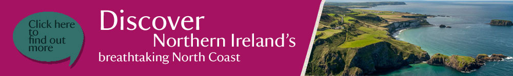 Discover Northern Ireland's breathtaking North Coast.  Click here to visit nationaltrust.org.uk