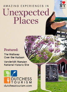 Amazing Experiences in Unexpected Places.  Featured:  The Walkway Over the Hudson, Vanderbilt Mansion National Historic Site.  I Love NY.  Click to Visit Dutchess Tourism online at www.dutchesstourism.com